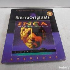 Videojuegos y Consolas: JUEGO PC - INCA II - SIERRA ORIGINALES - AVENTURA. Lote 151513738