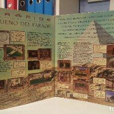 Videojuegos y Consolas: PIRÁMIDE: EL SUEÑO DEL FARAÓN DE ANAYA INTERACTIVA 1996. Lote 151665422