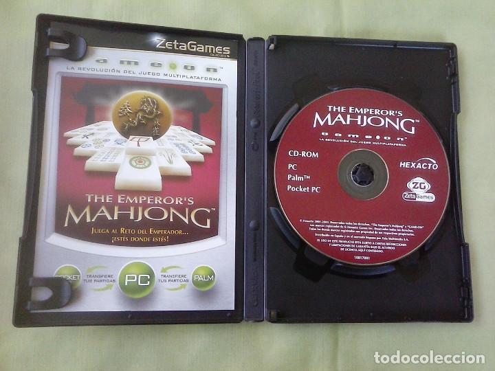 Videojuegos y Consolas: Juego PC The Emperor´s Mahjong. Año 2002 - Foto 3 - 253992155