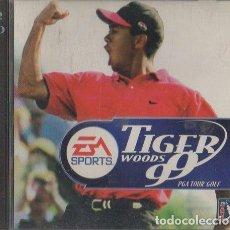 Videojuegos y Consolas: EA SPORTS. TIGER WOODS 99. VIDJUEG-213. Lote 269250138