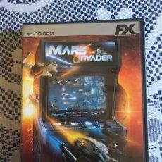 Videojuegos y Consolas: JUEGO PC MARS INVADERS FX INTERACTIVE. Lote 153203485