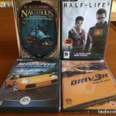 Videojuegos y Consolas: VIDEOJUEGOS VARIADOS. Lote 153210034