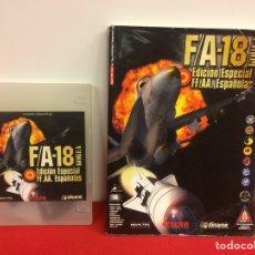 Videojuegos y Consolas: VIDEOJUEGO F 18. Lote 153210810