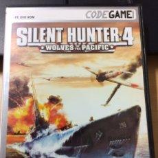 Jeux Vidéo et Consoles: SILENT HUNTER 4 WOLVES OF THE PACIFIC. Lote 153533492