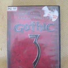 Videojuegos y Consolas: JUEGO PC GOTHIC 3. Lote 153573250