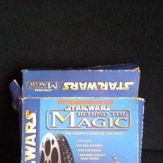 Videojuegos y Consolas: STAR WARS - BEHIND THE MAGIC - PC CD-ROM - CAJA GRANDE. Lote 171986272