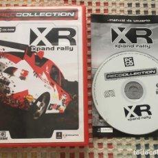 Videojuegos y Consolas - XPAND RALLY XR PC CD ROM KREATEN - 154030762
