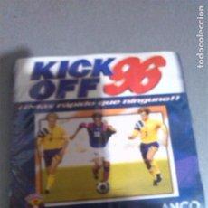 Videojuegos y Consolas: KICK OFF 96. Lote 154203918
