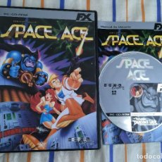 Videojuegos y Consolas: DON BLUTH SPACE ACE FX PC CD ROM . Lote 154303962