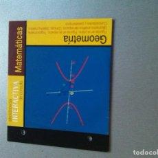 Videojuegos y Consolas: ENCICLOPEDIA INTERACTIVA DE CONSULTA. EL PERIÓDICO 1 GEOMETRIA. Lote 154335342