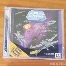 Videojuegos y Consolas: STAR WARS X-WING -JUEGO PC CD-ROM- ERBE LUCASARTS LUCAS ARTS FILMS . Lote 154361794