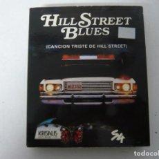 Videojuegos y Consolas: HILL STREETS BLUES / JUEGO IBM PC Y COMPATIBLES / RETRO VINTAGE / CLÁSICO / FLOPPY. Lote 154460426