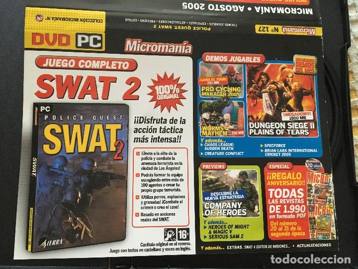 Videojuegos y Consolas: POLICE QUEST SWAT 2 SIERRA pc cd rom kreaten - Foto 3 - 148362386