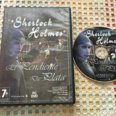 Jeux Vidéo et Consoles: SHERLOCK HOLMES EL PENDIENTE DE PLATA PC DVD COMPUTER JUEGOS KREATEN. Lote 154543806