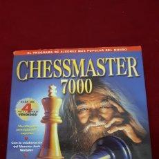 Videojuegos y Consolas: CHESSMASTER 7000, JUEGO PC CD-ROM. WINDOWS 95/98. Lote 154603156