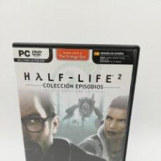Videojuegos y Consolas: HALF-LIFE 2 COLECCION EPISODIOS PC. Lote 154802406