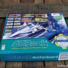 Videojuegos y Consolas: PLACA MADRE ORDENADOR ASROCK AÑO 2004. Lote 155097786
