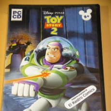 Videojuegos y Consolas: TOY STORY 2, WALT DISNEY, JUEGO, PC CD ROM, ERCOM. Lote 155383342