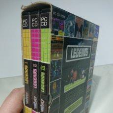 Videojuegos y Consolas: PACK TAITO LEGENDS 1+2+3 JUEGO PC. Lote 155539277