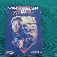 Videojuegos y Consolas: WING COMMANDER III HEART OF THE TIGER | CHRIS ROBERTS | ORIGIN | ELECTRONIC ARTS | VIDEO JUEGO PC |. Lote 155561122
