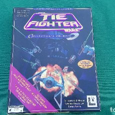 Videojuegos y Consolas: STAR WARS TIE FIGHTER | LUCAS ARTS | GAMING | VIDEO JUEGO PC |. Lote 155563890