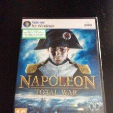 Videojuegos y Consolas: JUEGO PARA PC NAPOLEON TOTAL WAR. Lote 155900276