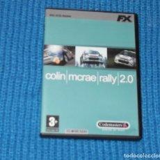 Videojuegos y Consolas: COLIN MCRAE 2.0 PC COMPLETO. Lote 155965826