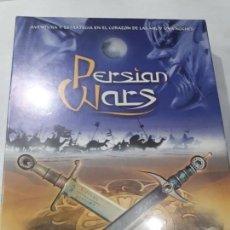 Videojuegos y Consolas: JUEGO PARA ORDENADOR PC CAJA GRANDE DE CARTON PERSIAN WARS PRECINTADO. Lote 155990414