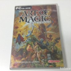 Videojuegos y Consolas: THE ART OF MAGIC MAGIC & MAYHEM. Lote 156774642