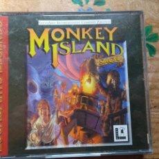 Videojuegos y Consolas: MONKEY ISLAND SAGA PC LEER ANTED DE COMPRAR. Lote 156810834