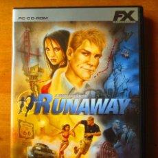 Videojuegos y Consolas: RUNAWAY A ROAD ADVENTURE (PC). Lote 156979842