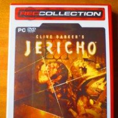 Videojuegos y Consolas: CLIVE BARKER'S JERICHO (PC PRECINTADO). Lote 156982362