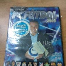 Videogiochi e Consoli: PC FUTBOL 2005 - PC - NUEVO PRECINTADO NEW. Lote 157039534