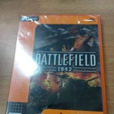 Videojuegos y Consolas: BATTLEFIELD 1942 - PC - NUEVO PRECINTADO NEW. Lote 157045130