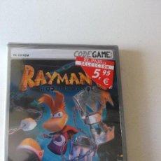 Videojuegos y Consolas: RAYMAN 3 - HOODLUM HAVOC - JUEGO PARA PC ¡¡NUEVO Y PRECINTADO!! MIRAR FOTOS. Lote 157227498
