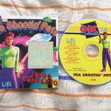 Jeux Vidéo et Consoles: PEA SHOOTIN PETE OK PC MAPS DOOM II WARCRAFT 2 ETC KREATEN. Lote 157503918