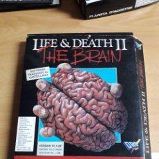 Videojuegos y Consolas: LIFE AND DEATH 2. Lote 157959412