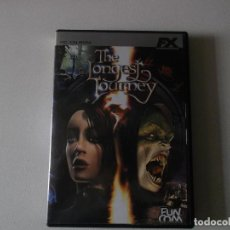 Videojuegos y Consolas: PC CD ROM THE LONGEST JOURNEY COMPLETO. Lote 158090366