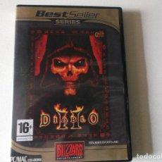 Videojuegos y Consolas: DIABLO 2 II LOS 3 CDS SUELTOS PC CD ROM KREATEN CON EL CODIGO TODO COMPLETO. Lote 158091254