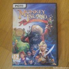 Videojuegos y Consolas: LUCASARTS MONKEY ISLAND 1 Y 2 EDICIÓN COLECCIÓN PC CDROM. Lote 158098770