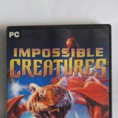 Videojuegos y Consolas - Impossible Creatures PC - 158176149