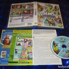 Videojuegos y Consolas: LOS SIMS 3 ( ¡MENUDA FAMILIA! ) - PC DVD ROM - EA - DISCO DE EXPANSION. Lote 158918002