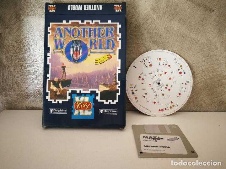 ANOTHER WORLD PC (Juguetes - Videojuegos y Consolas - PC)