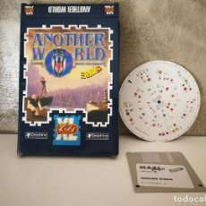 Videojuegos y Consolas: ANOTHER WORLD PC. Lote 159104486