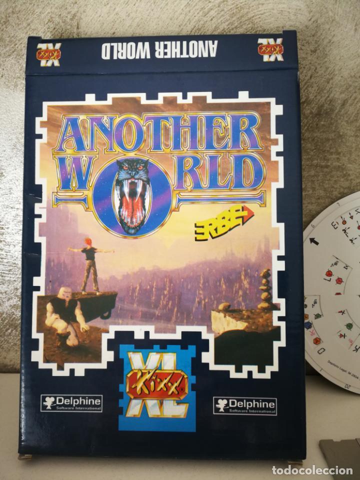 Videojuegos y Consolas: ANOTHER WORLD PC - Foto 2 - 159104486