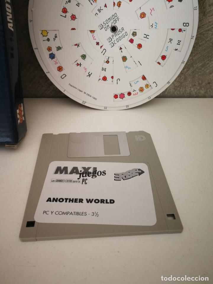 Videojuegos y Consolas: ANOTHER WORLD PC - Foto 4 - 159104486