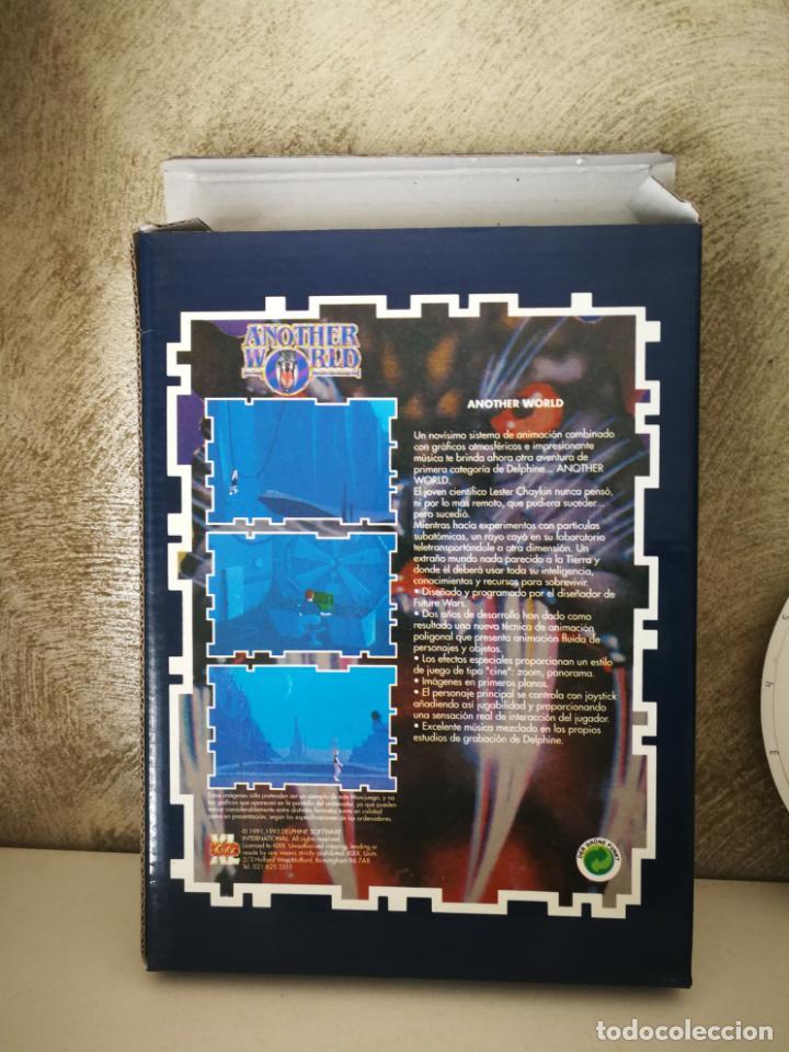Videojuegos y Consolas: ANOTHER WORLD PC - Foto 5 - 159104486