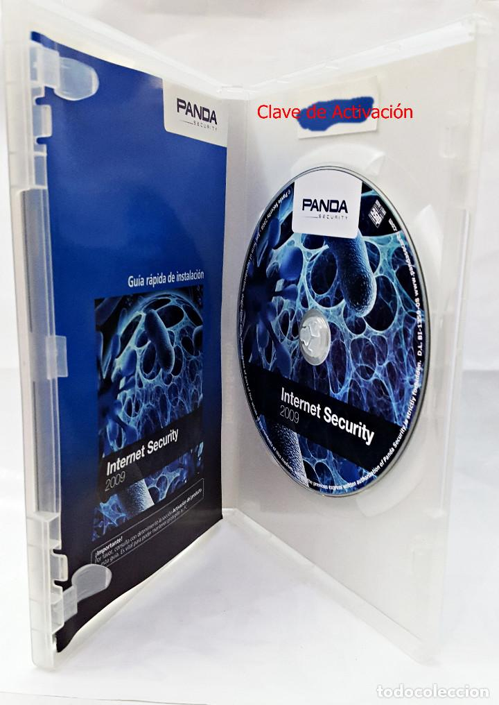 Videojuegos y Consolas: Antivirus PANDA Internet Segurity 2009 - Foto 2 - 159572686