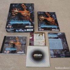 Videojuegos y Consolas: SHADOW MAN PC BOX. Lote 159733210