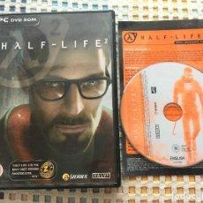 Videojuegos y Consolas: HALF LIFE 2 PC DVD ROM SIERRA VALVE KREATEN. Lote 159774998